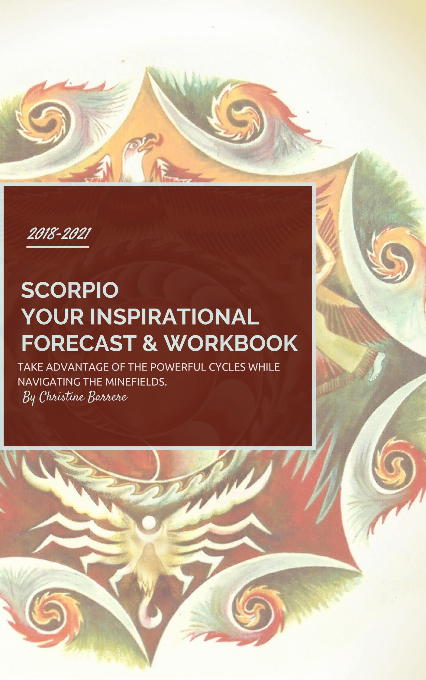 Scorpio Forecast 2018-2021