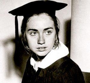 hillary-graduate